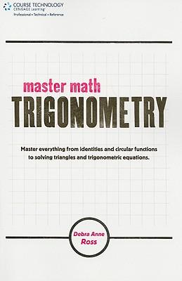 Master Math! Trigonometry By Ross, Debra Anne